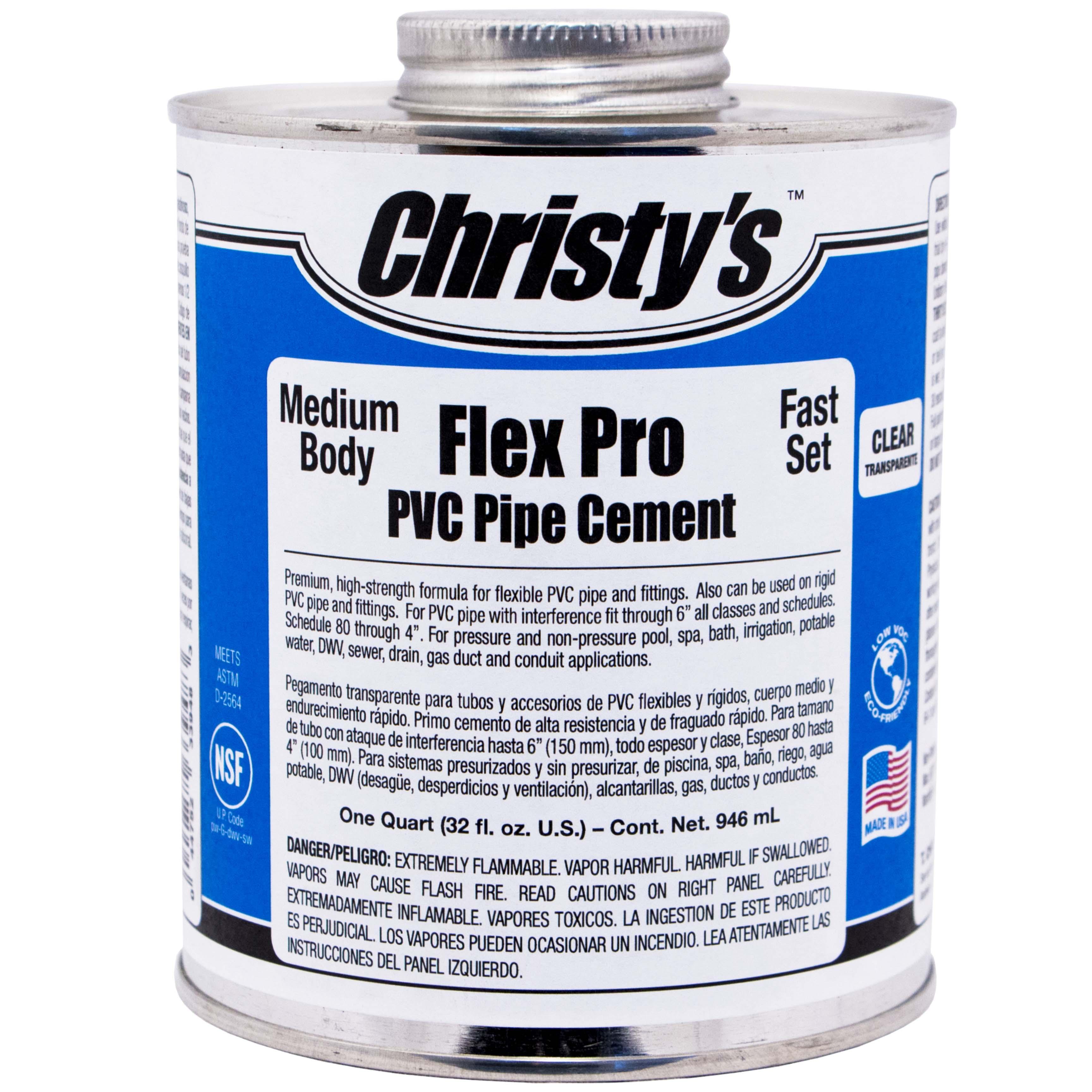 Flex Pro PVC Cement