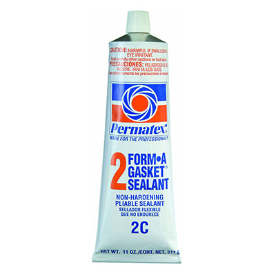 Permatex #2C Form-A-Gasket Sealant 11oz