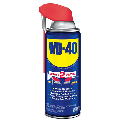 WD-40 Spray Lubricant 11 oz