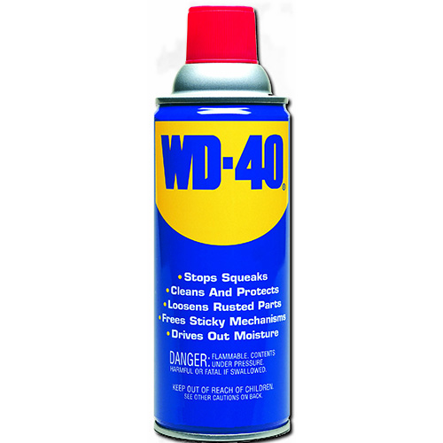 WD-40 Spray Lubricant 3 oz