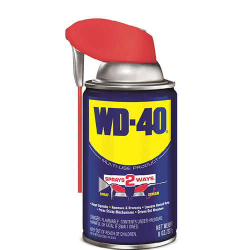 WD-40 Spray Lubricant 8 oz