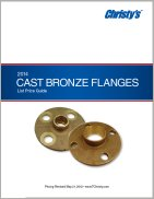 Bronze Flanges Price List
