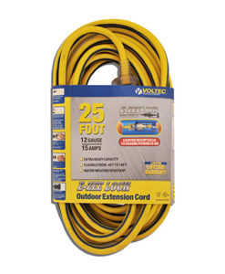 Extension Cords & Outlet Strips