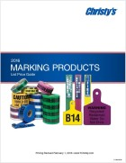 Marking Products Price List