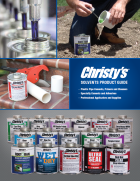 Solvents and Sealants Catalog