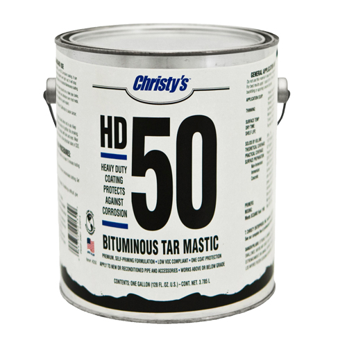Christy's HD-50 Corrosion Prevention Coating 1 Gallon