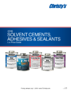 Solvents Price List