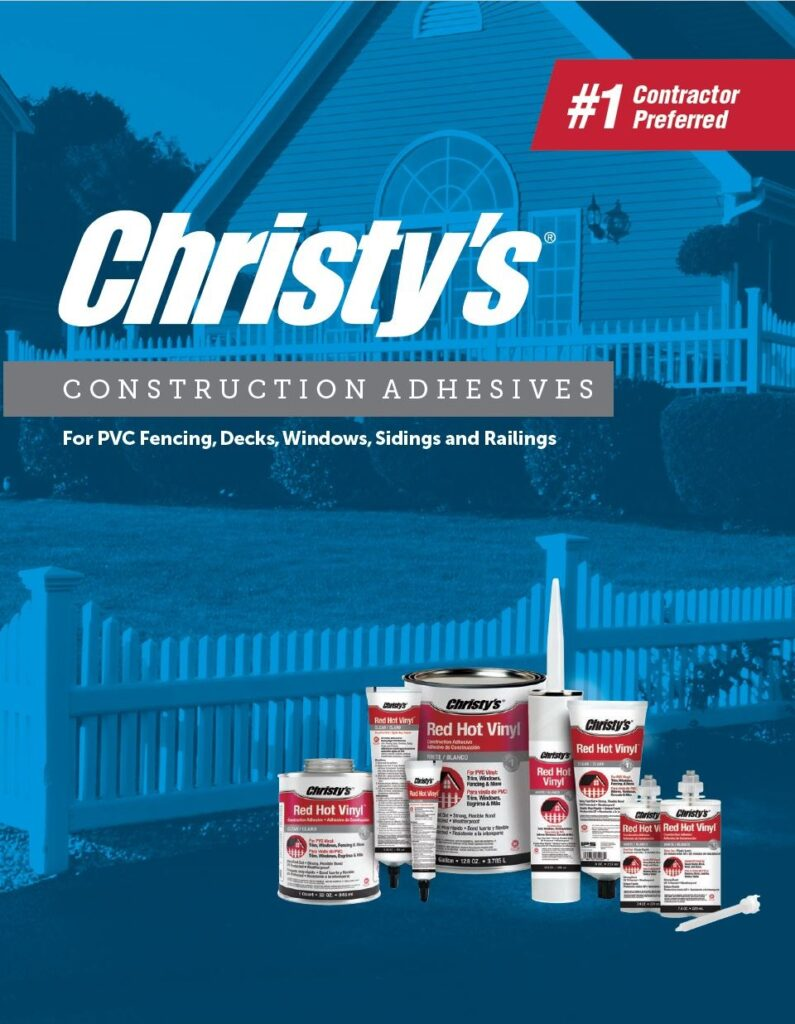Christy's Construction Adhesives